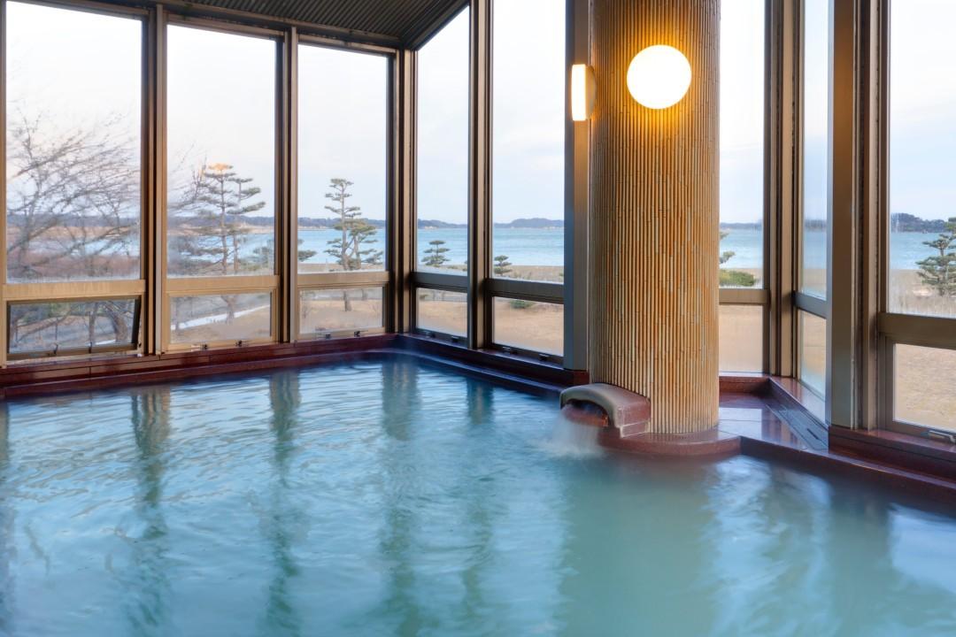 パレス松洲 大浴場