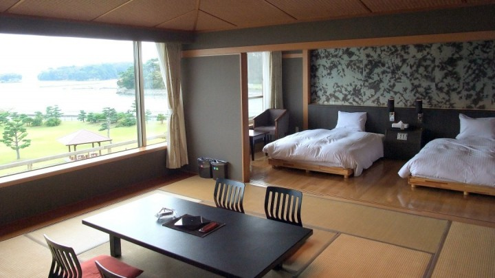 Premier Japanese-style Room