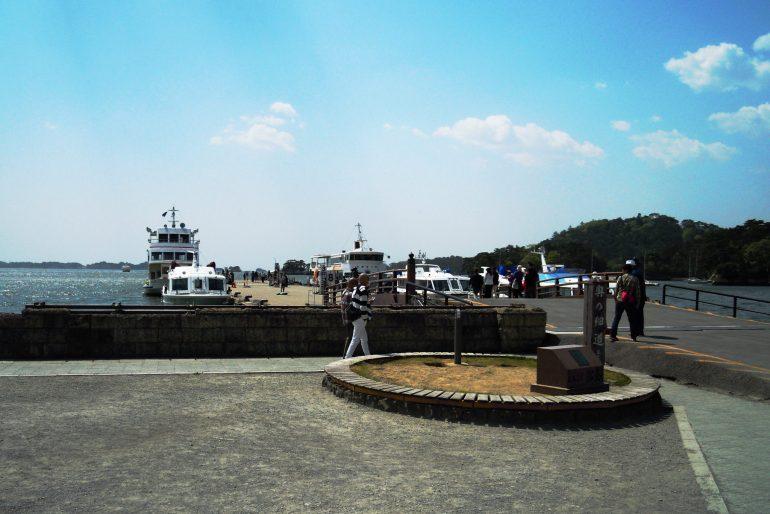 松島観光桟橋