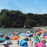 月浜海水浴場2016