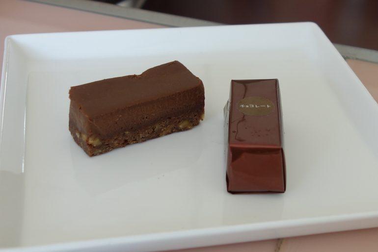 完熟チョコレート(180円)