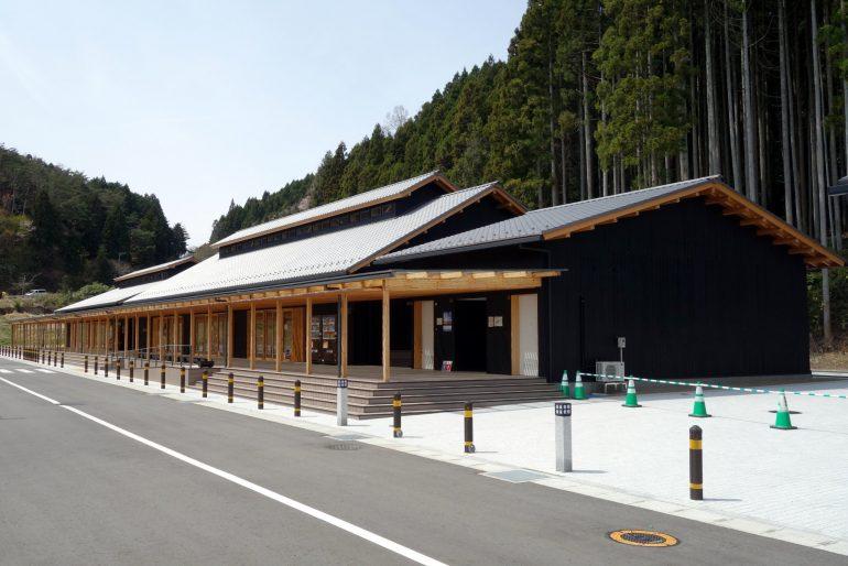石田沢防災センター