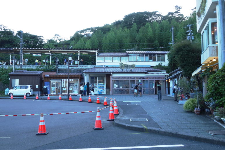 JR仙石線 松島海岸駅