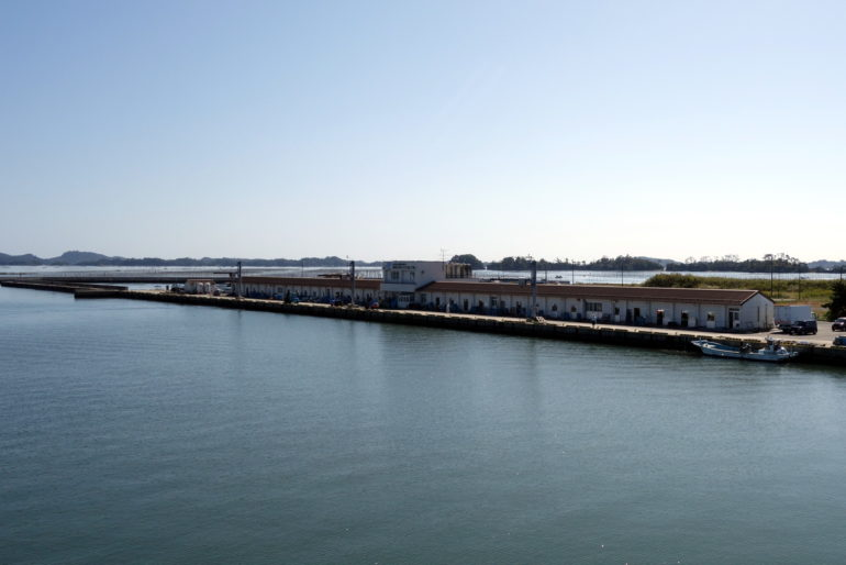 磯崎漁業組合 かき生産工場