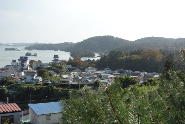 新富山展望台